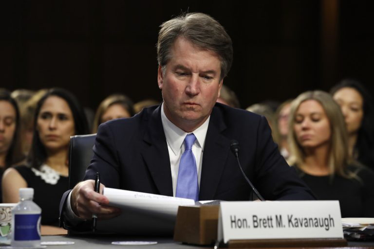 Supreme Court Nominee, Brett Kavanaugh's Confirmation hearing heats up as confidential emails are released, concerning citizens on the direction the country could be turning