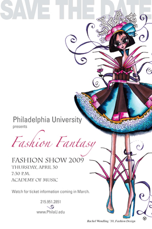 Save The Date Annual Fashion Show Thursday April 30