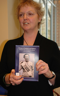 Marion Roydhouse reads from her book