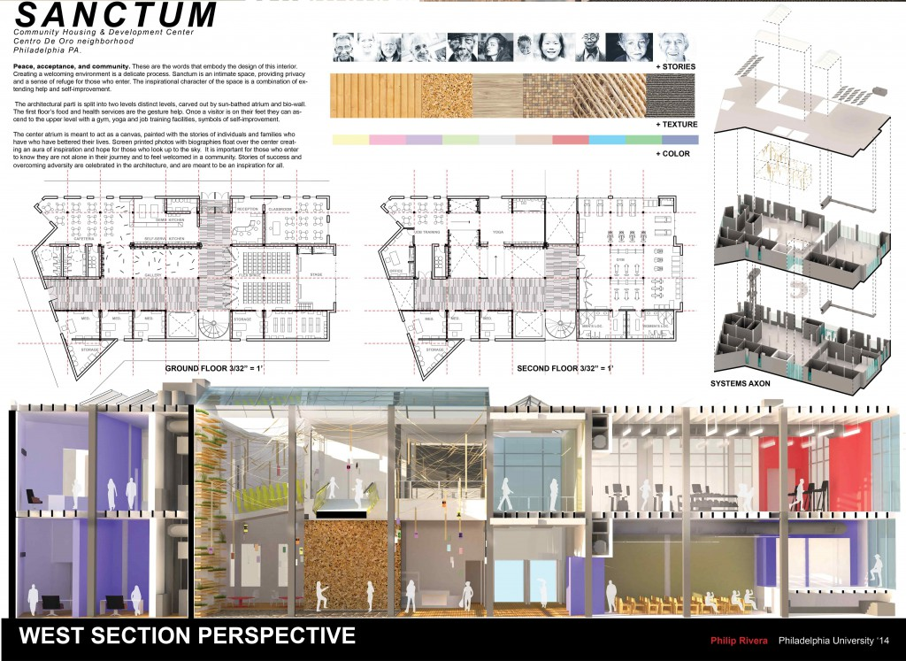 Philau students win top awards in blt architects student for Architecture house design competitions