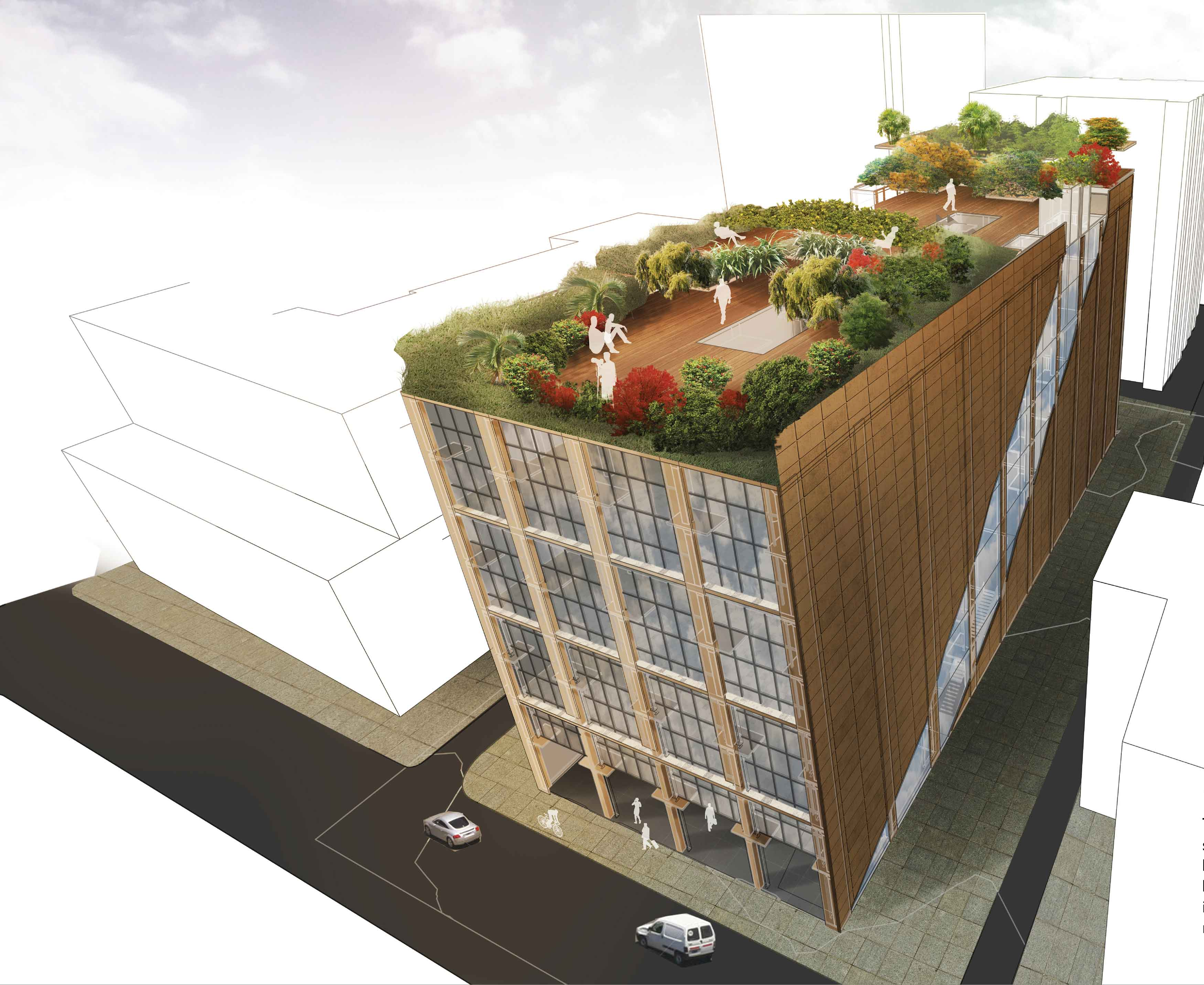 Philau Students Win Top Prizes In Blt Architects Design