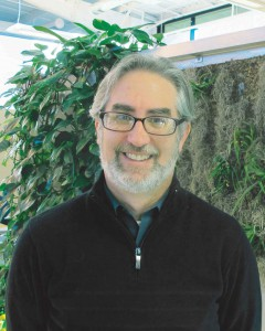 Rob Fleming was named PhilaU's Salaman Family Chair for Sustainable Design in 2014.