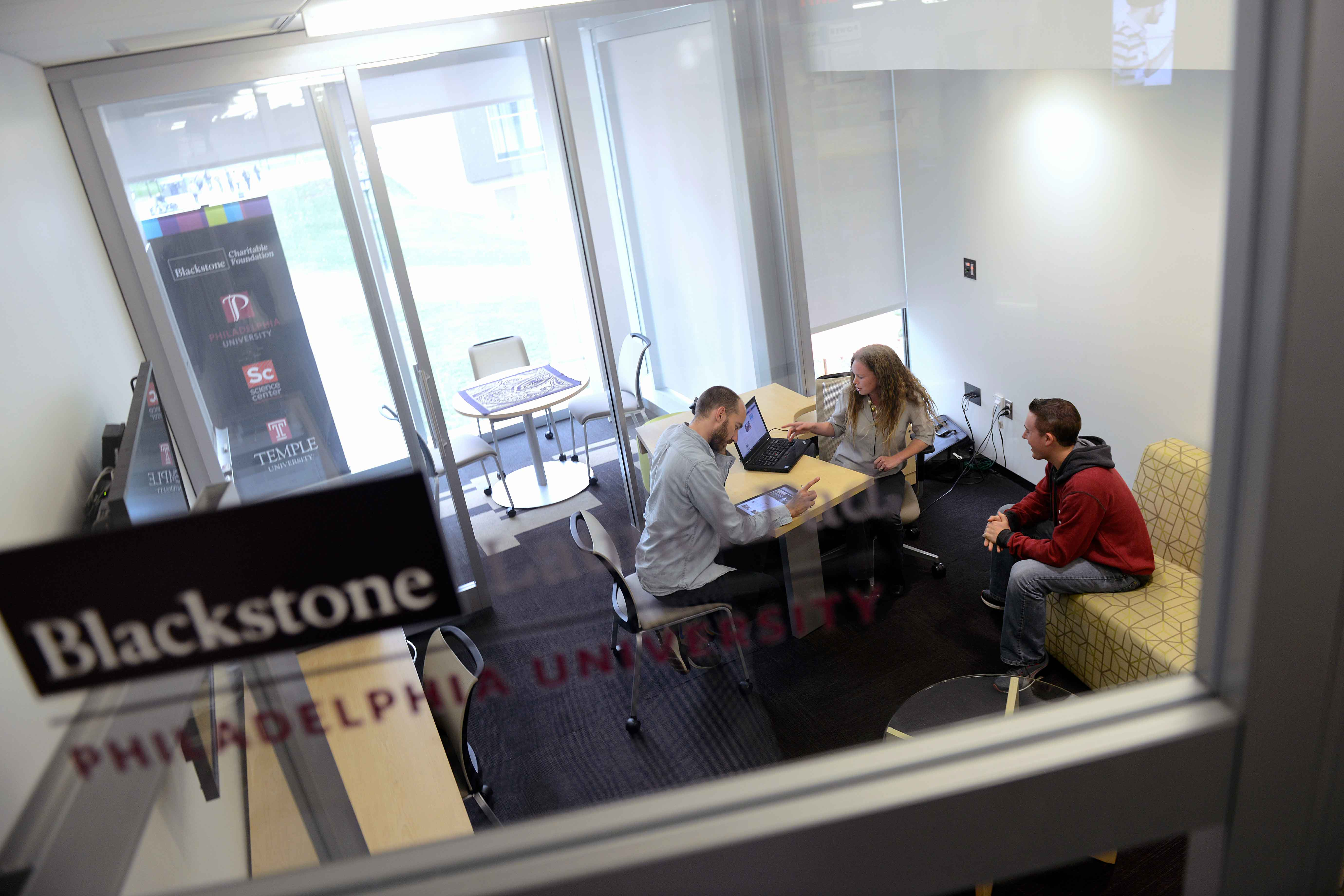 the philau entrepreneurs fostering a startup culture on campus the blackstone launchpad at philau provides entrepreneurial resources to students alumni and faculty
