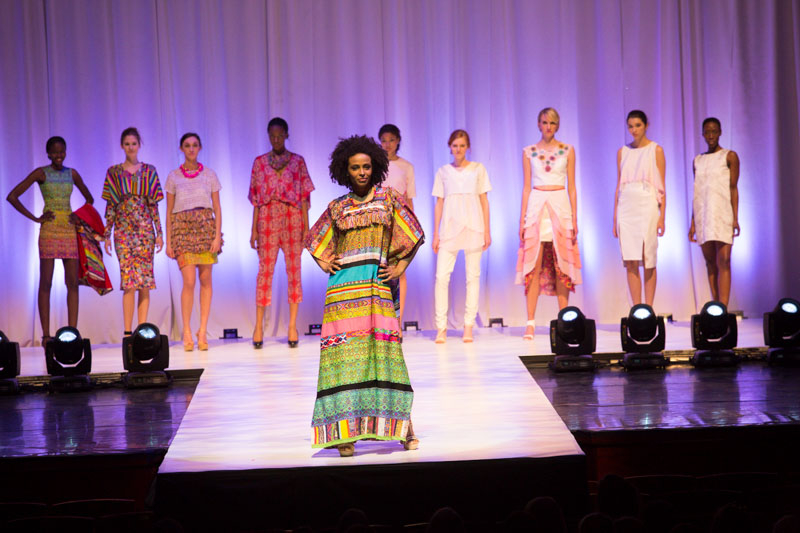 The annual Philadelphia University Show highlights the best of each year's innovative student designs.