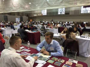 More than 75 employers and 300 students attended Design Expo 2016 career fair.