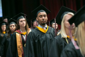 More than 900 students received their degrees at PhilaU's 132nd Commencement.