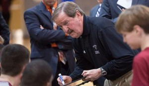 Jefferson Head Coach Herb Magee enters his 51st season with 1,053 career wins.