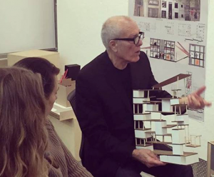 Donald Dunham, the Amanda Weko Family Term Chair for Architecture