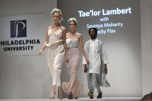 The annual PhilaU Fashion Show featured a record 420-plus head-to-toe collaborations.