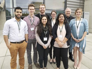 All PhilaU finalists traveled to Germany for the Building Healthy Buildings conference.