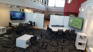 The first Nexus Learning Hub was added to the Centerfor Sustainability, Energy Efficiency and Design.