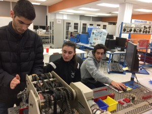 """""""This is a pivotal moment in the evolution of Jefferson engineering programs,"""" said Ronald Kander, executive dean."""