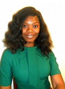 Through the program, student Aminat Temitope Akanji will be immersed in Philadelphia's land use industry.