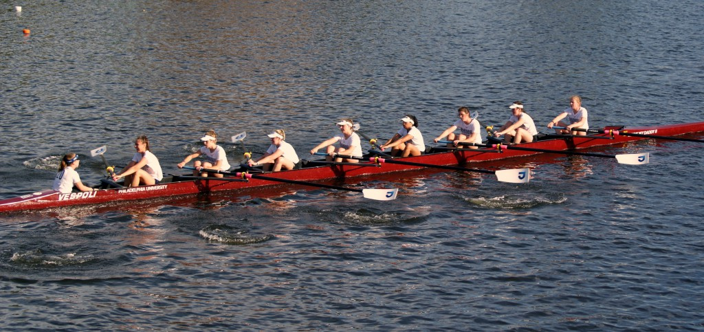 Head Coach Christopher O'Brien anticipates a strong showing at the competitive Head of the Schuylkill Regatta.