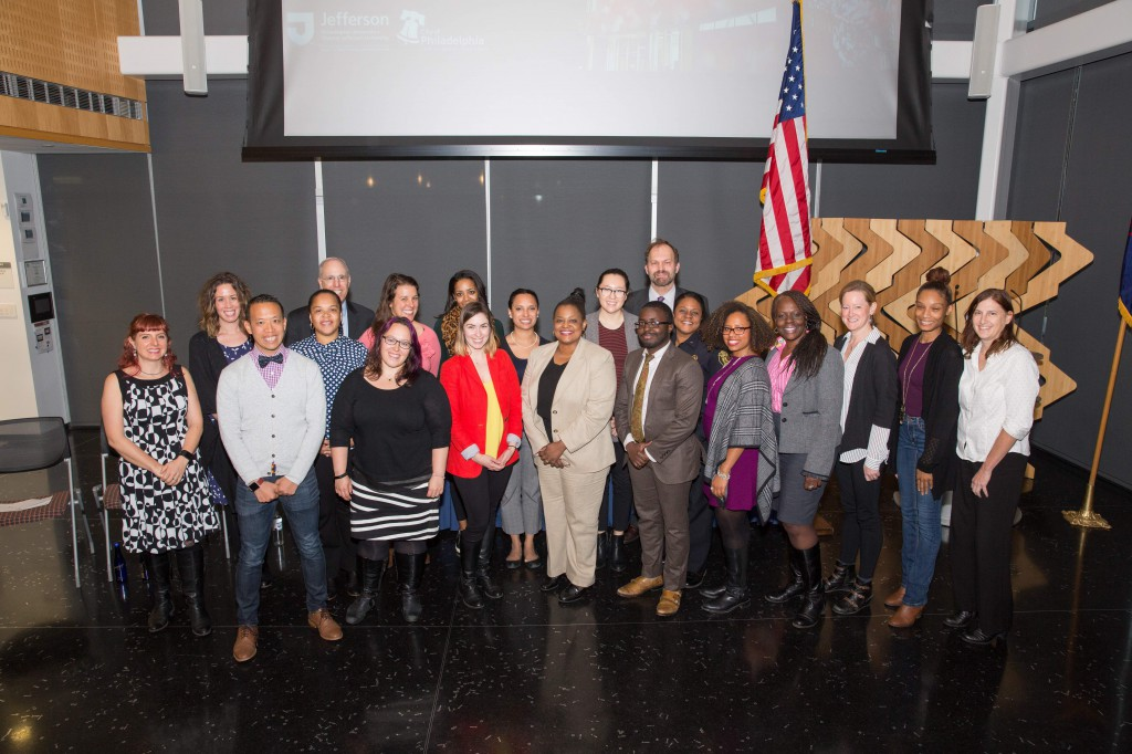 For the last seven weeks, a group of 20 city employees took classes at Jefferson to help them foster an environment of innovation in area government.