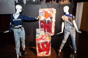 """This year's theme, """"Treasured Nostalgia,"""" took inspiration from the '80s and '90s street culture of Philadelphia."""