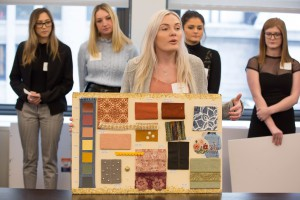 The New York immersion course built Fashion Design sophomore Katelyn Adamson's overall confidence in the business world.