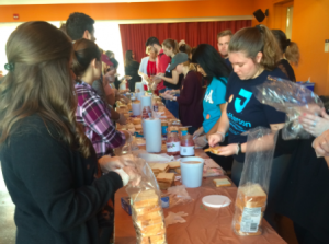 On Dr. Martin Luther King Jr. Day, University faculty, staff and students can take part in many service projects.