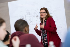 Management professor Cathy Rusinko said this valuable experience will help students to distinguish themselves during job searches.