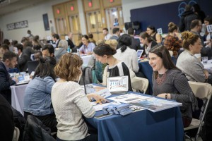 EwingCole attended Design Expo to recruit entry-level architects and interior designers, as well as summer interns.