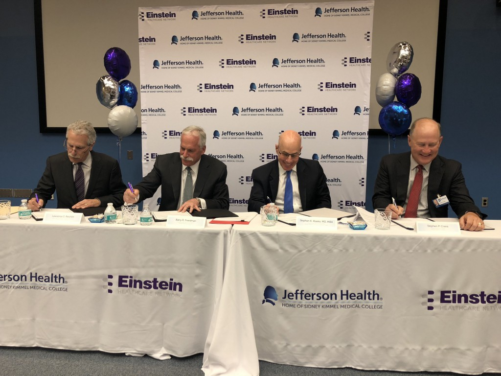 The partnership would bring together two historic, like-minded organizations, both committed to delivering high-quality healthcare and training the healthcare professionals of tomorrow.