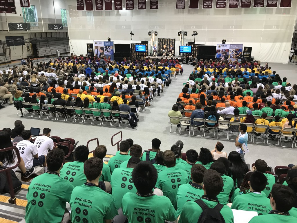 Jefferson faculty, alumni and students participated in the campus-wide outreach and engagement event,