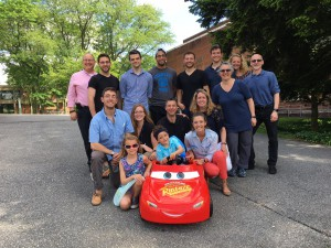 Recent transdisciplinary projects at Jefferson include industrial design, physical therapy, occupational therapy and engineering students and faculty modifying an off-the-shelf ride-on car for a boy with special needs.