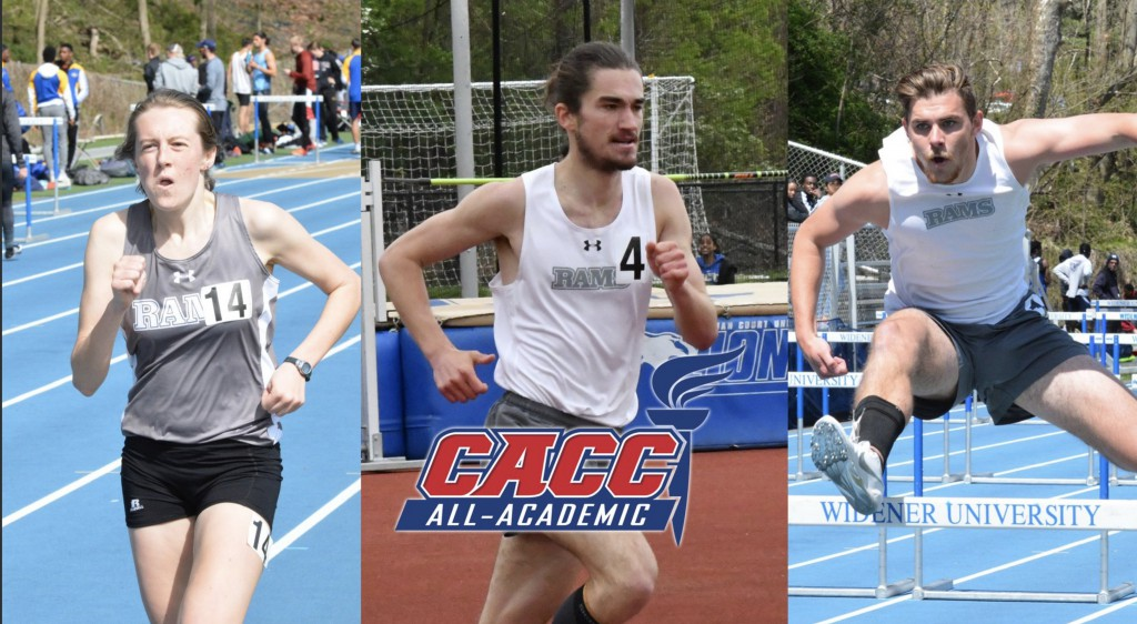 Jefferson had 13 student-athletes named to the CACC Track and Field All-Academic Teams to lead the conference.