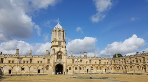 "Professor Les Sztandera presented at the University of Oxford on ""Rethinking Pedagogies for Academia-Industry Collaborations in the Development of Product Opportunities."""