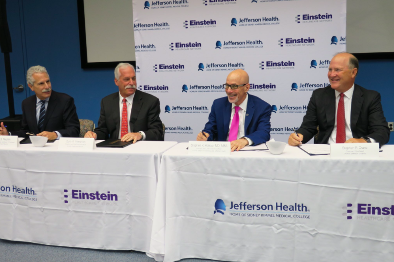 The merger would bring together two historically linked academic medical centers whose shared vision is to improve the lives of patients and their communities.