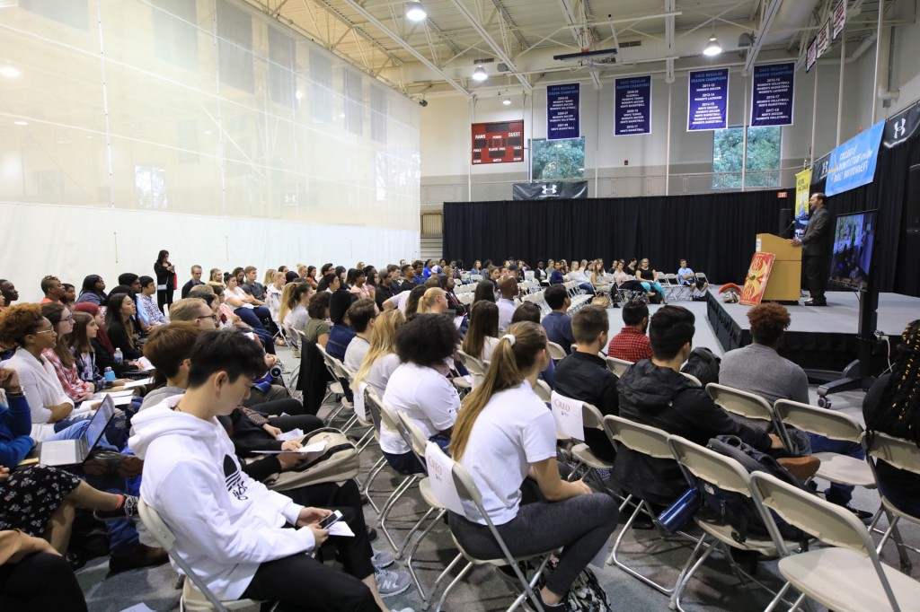 Over 200 students from 10 schools will be participating in the fifth annual Nexus Maximus.