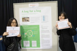 """""""A Bag for a Bag"""" program incentivizes homeless people to collect street trash for a bag of food and hygiene products in return."""