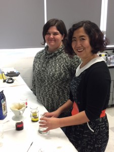 Faculty members Megan Fuller and Niny Rao had their coffee research published in Scientific Reports.