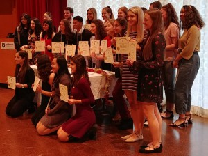 Alpha Lambda Delta honors high academic achievement in the first year of college for both freshmen and new transfer students.