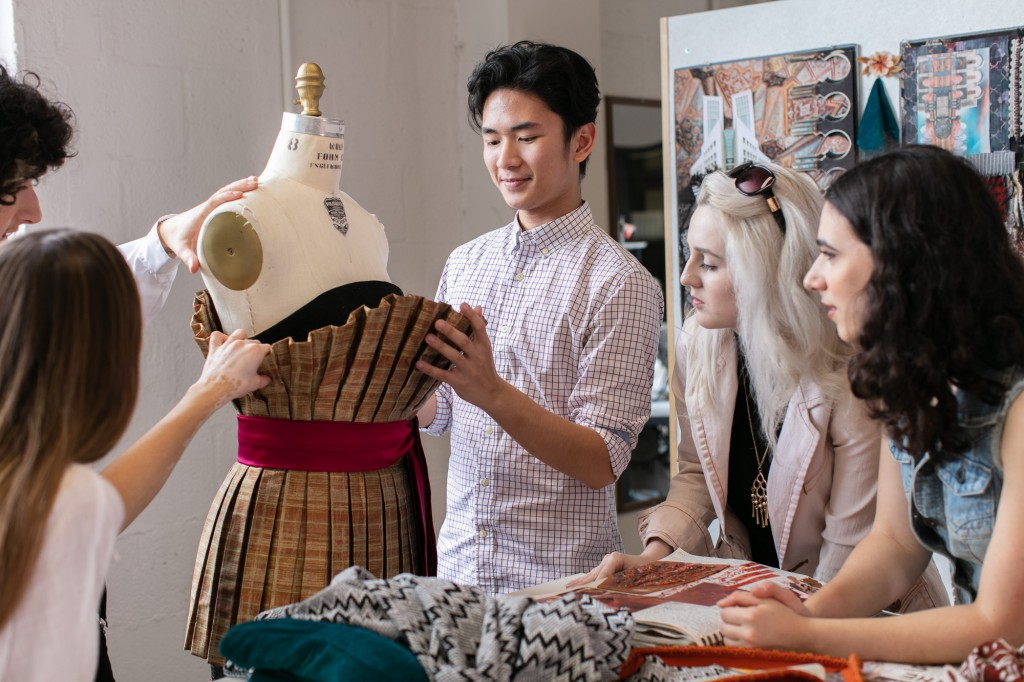 In the highly regarded rankings, Fashionista praised Jefferson for its holistic approach to fashion design education.