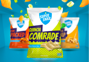 One team developed a healthy snack concept to help teach good food behavior at a young age.